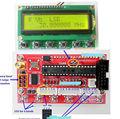 AD9850 Module 6 Bands 0~55MHz DDS Signal Generator Shortwave radio HAM Radio Amplifier RIT VFO SSB frequency meter(color random