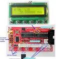 Módulo AD9850 6 Bandas 0 ~ 55 MHz Gerador de Sinal DDS VFO SSB RIT freqüência Amplificador de Rádio AMADOR de rádio de Ondas Curtas medidor (cor aleatória