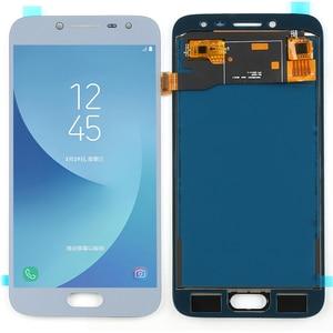 Image 5 - Pantalla LCD para Samsung Galaxy J2 Pro 2018 J250 SM J250 MONTAJE DE digitalizador de pantalla táctil para Samsung j2Pro J250F adhesivo + herramientas