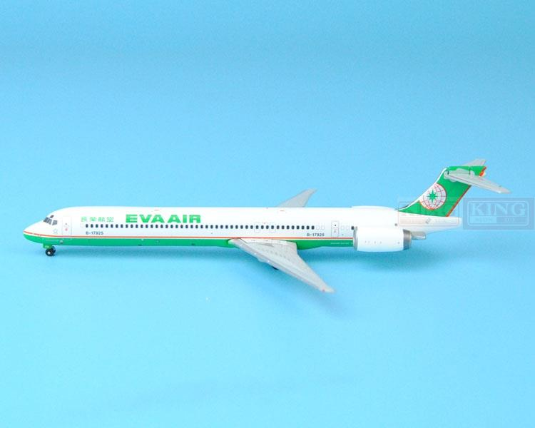 New: GeminiJets GJEVA1513 MD-90 B-17925 1:400 Taiwan Airlines commercial jetliners plane model hobby cms 23 7 фигурка клоун pavone 864927