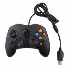 ViGRAND for Xbox only Free shipping 1PCS Wired Gamepad Joystick Game Controller  not for Xbox 360