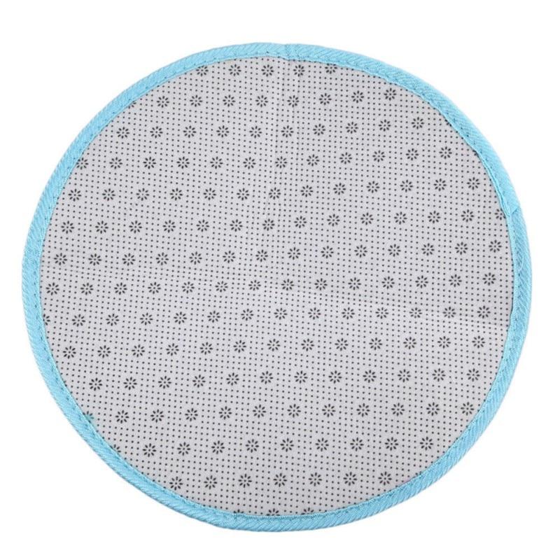 Hot Sales European Round Carpets Home Decor Round Foam Rug Non Slip Shower  Mats Bedroom Mat Door Floor Carpet Puzzle Mat Fluffy