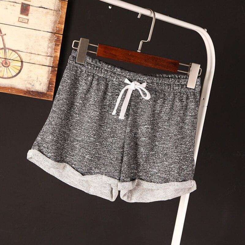 New Hot Sale European Style Women Shorts Causal Home Short Women's Fitness Workout Shorts