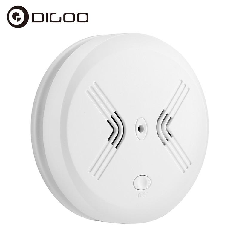 Digoo DG-HOSA Smart 433MHz Wireless Household Carbon Monoxide Sensor Alarm for Home Security Guarding Alarm Systems digoo dg hosa 433mhz wireless black 3g