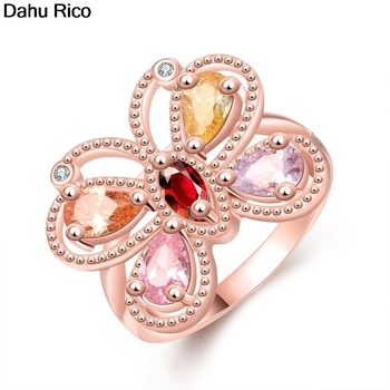 Argolas de insectos para mujer, anillos de colores al por mayor, Etíope,...