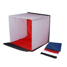 40x40cm Foldable Softbox Kit Square Tent Studio Photo Light Photograph Soft Box