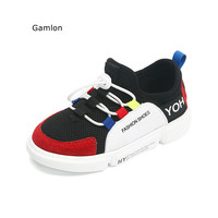 Gamlon Girls Sneakers 2018 New Children's Sports Shoes Primary School Students Breathable Mesh Casual Shoes Boys Footwears