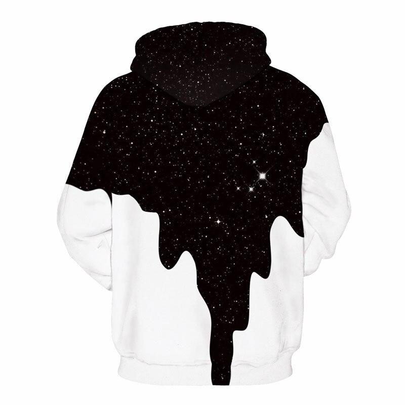 Milk Space Galaxy Hooded 1