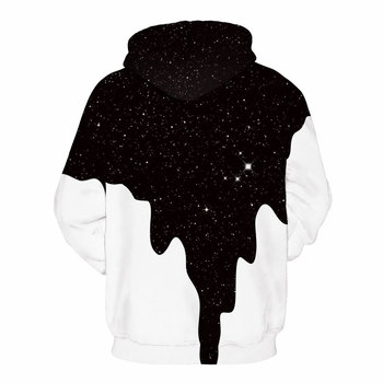Hot Fashion Men/Women 3d Sweatshirts Print Space Galaxy Hoodie Unisex 1