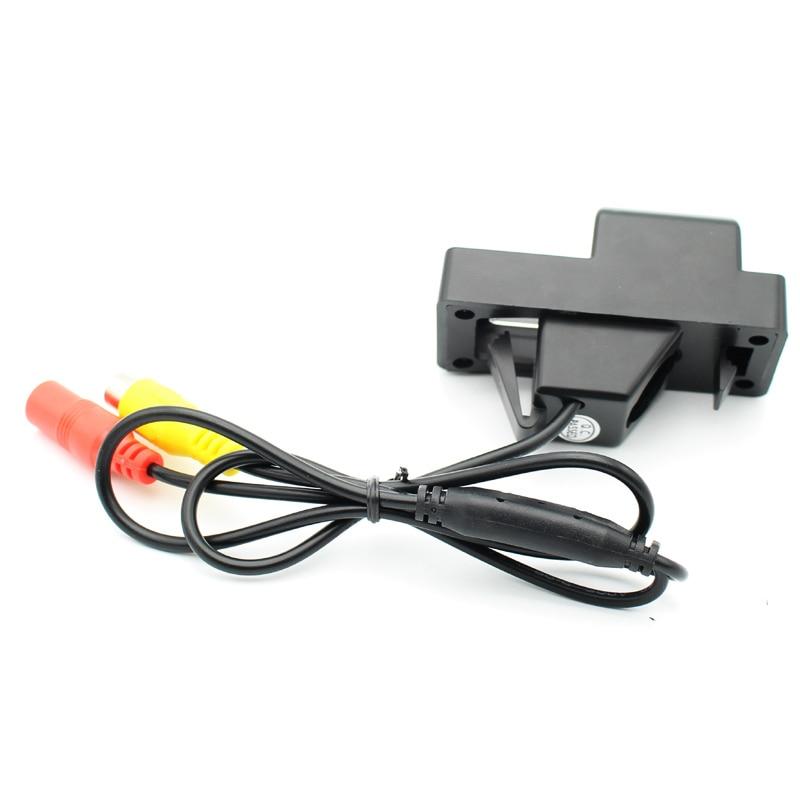 GreenYi Reverse Rearview Camera for Toyota Land Cruiser 100 Prado 120 Waterproof Trajectory Dynamic Parking Line Display 2