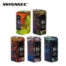 Original 80W WISMEC Reuleaux RXmini RESIN TC MOD 2100mAh Electronic Cigarette Built-in Box Mod Battery Huge Vaping Rxmini Resin