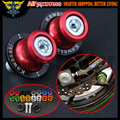 10mm Red CNC Motorcycle Swingarm Sliders Spools For Kawasaki Z1000 2003-2013,Z1000 SX(Ninja 1000) 2011-2013,ZX-6RR 636 2003-2006