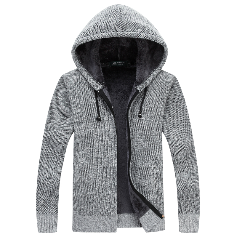 Cardigan Masculino 2017 New Winter Thick Warm Sweater
