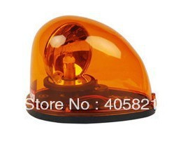 ФОТО Magnet type Rotary warning light LTD-1201J with buzzer 100dB