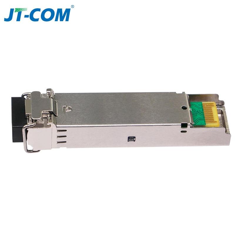 Image 4 - 1000Mbps mini Gbic Single Mode duplex SFP Module LC Compatible Cisco/Mikrotik switch GLC LH SM Fiber Optic module 20/40/80/120KM-in Fiber Optic Equipments from Cellphones & Telecommunications