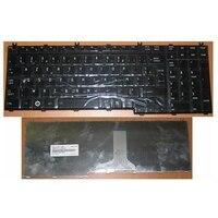 Yaluzu Azerty Fr Voor Toshiba Satellite P200 P205 X205 X300 L500 L355 L350 MP-06876F0-9204 PK130741A15 AEBD3F00150 Zwart