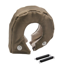CAR   T3 Cover For Thermal Heat Shield With Fastener Springs  Turbo Chargers Part Turbocompresor