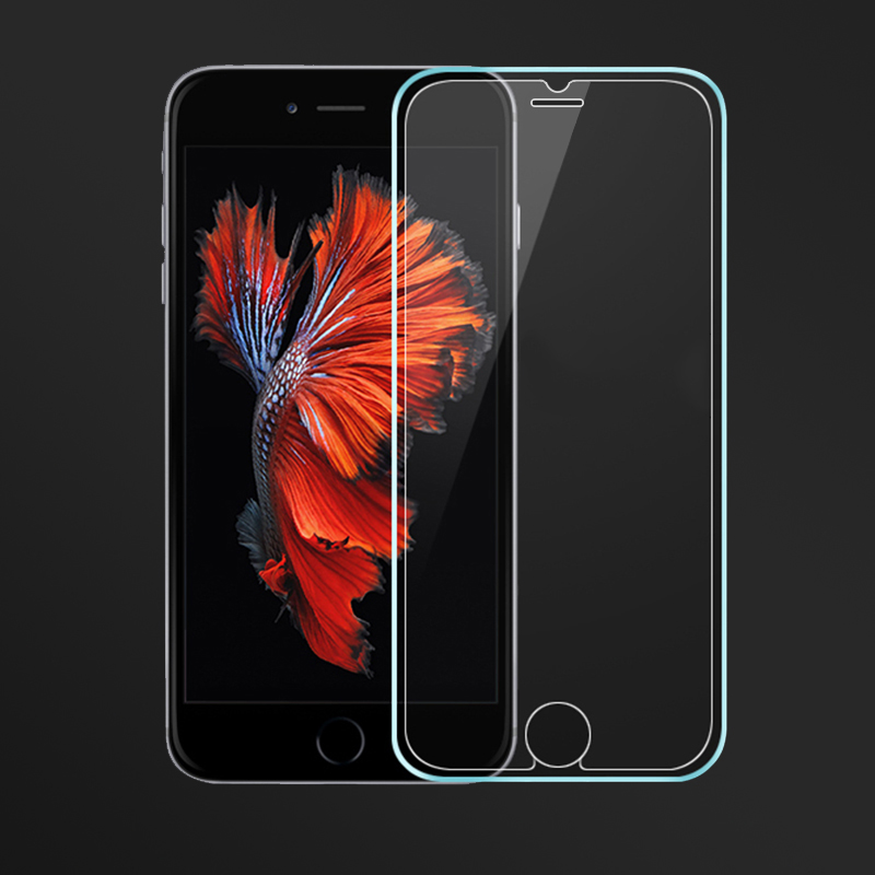 watch 80322 9e601 Luxury full cover 3D Silicone rubber TPU Edge Tempered Glass front Screen  Protector for iphone 6 6s plus 4.7 inch 5.5 inch-in Screen Protectors from  ...