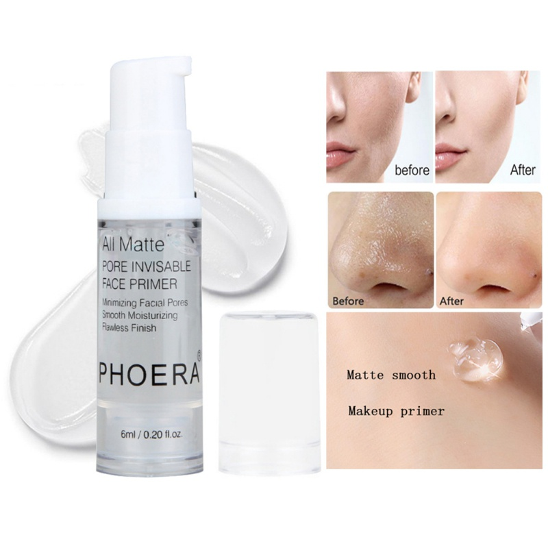 Isolation Moisturizing Makeup Makeup Base Matte Pore Minimizing Makeup Primer Face Waterproof Primer Cream Primer Beauty Health Aliexpress