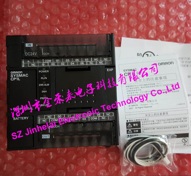 100%New and original CP1L-L14DT-D  OMRON  Programmable controller