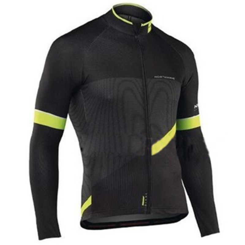 Capable 2018 Nw Mens New Spring/autumn Long Sleeves Cycling Jersey Breathable Mtb Bike Clothes Bicycle Clothing Ropa Ciclismo Maillot Sale Overall Discount 50-70% Back To Search Resultssports & Entertainment Cycling Clothings