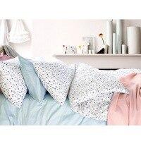 Brand Cotton Pastoral Floral Print comfortable bedding set bedclothes duvet quilt cover bed cover bed sheet pillow cases4pcs/set