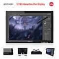 Promoción Nuevo G190 GAOMON 19 Pulgadas Monitores Gráficos Interactive Pen Display LCD Táctil Sreen Tableta de Dibujo Digital Monitores