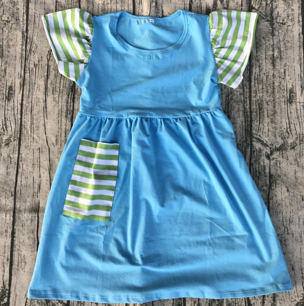 girls spring 2017 Kids Dress Wholesale Girls children party dresses ...