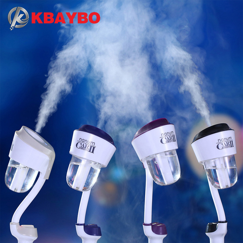 Upgraded 12V Car Humidifier <font><b>Air</b></font> Purifier Aroma Diffuser Essential oil diffuser Aromatherapy Mist Maker Fogger humidificador