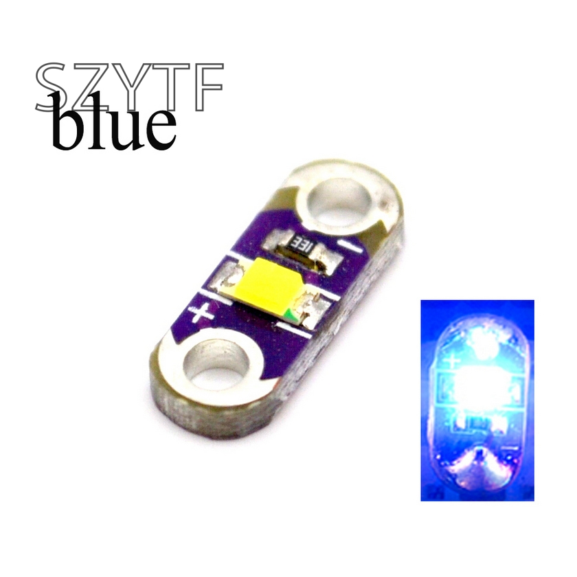 LilyPad LED blue light