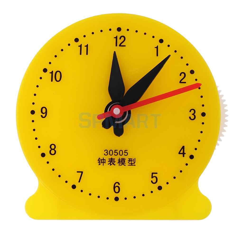 Learn to Tell Time Digital Clock Model Teaching Aids Kids Baby Early  Learning Intelligence Toys Xmas Gift School Supplies