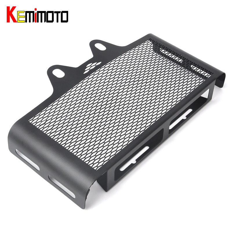 KEMiMOTO R Nine T R9T Radiator Grille Oil Cooler Protection Guard Cover For BMW R Nine T 2014 15 16 17 Modified Parts kemimoto for bmw motorcycle front brake caliper cover protection cover guard for bmw r nine t 2014 2017 r1200gs lc 2013 2015