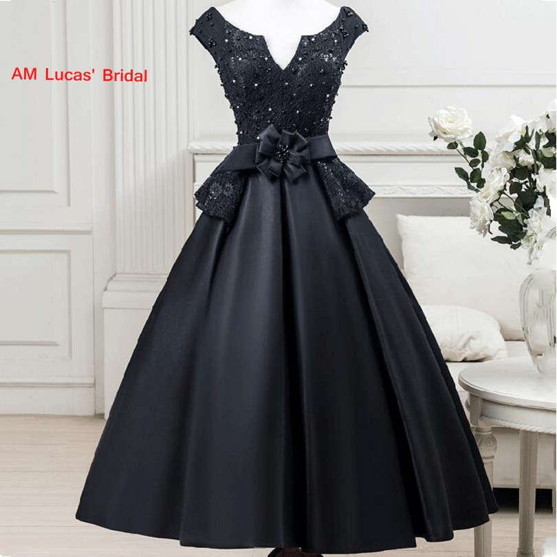 New Original Design Elegant   Cocktail     Dress   Lace Up Evening Party Gowns Short   Dresses   Vestido De Festa Curto Plus size S360