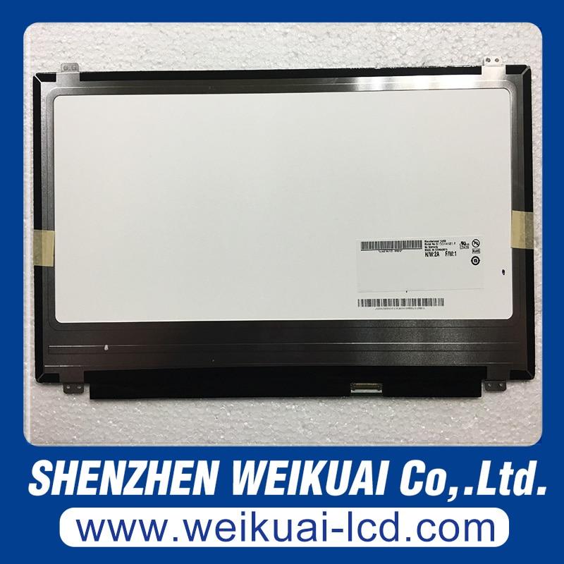 Laptop LCD LED Screen LP156WF4 SPB1 LP156WF4 SPU1 N156HGE EA1 N156HGE EB1 B156HAN01 2 1920x1080 IPS