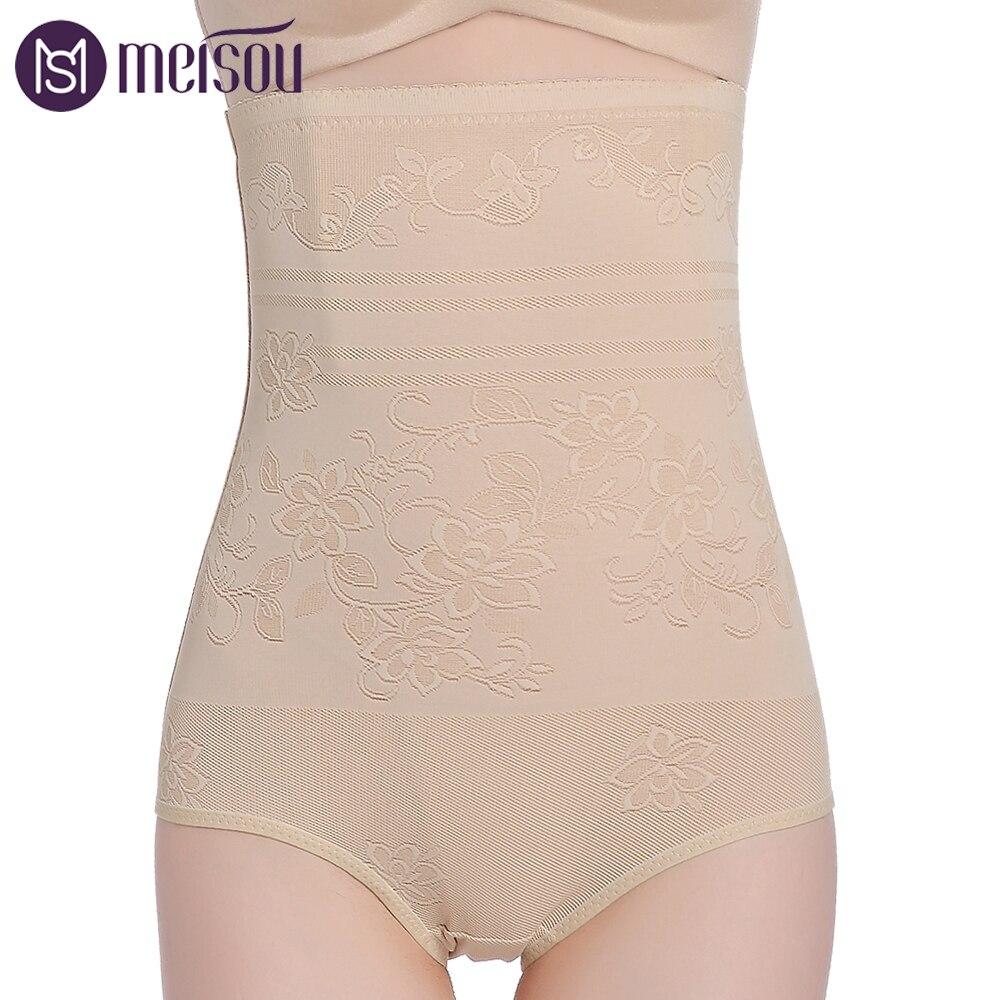 2b996b074 Mujeres de cintura alta de entrenador Control de abdomen bragas de encaje  cadera trasero elevador Slim ropa interior Mujer ropa interior Correa mono  ...