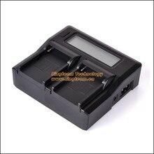 Dual-channelจอแอลซีดีที่ชาร์จสำหรับsony np-f seriesแบตเตอรี่กล้องnp-f970 f960 f930 f750 f730 f570 f550 f990 f980 bc-v615