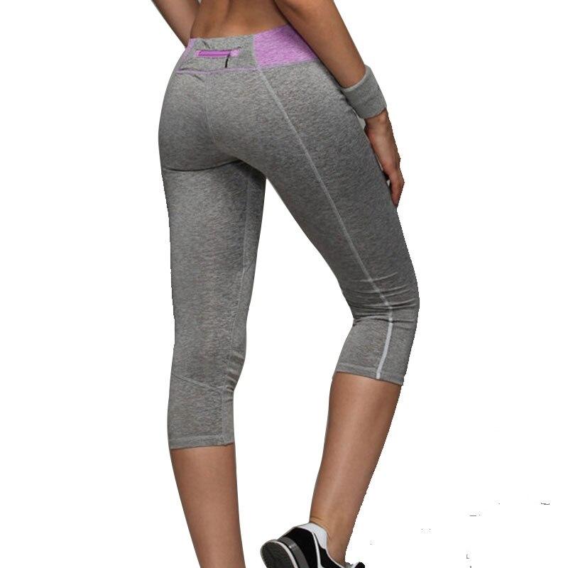 Ladies Gym Capri Pants | Gpant