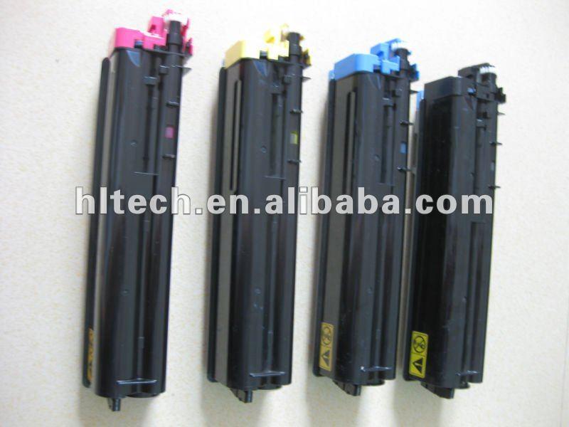 TK510 TK511 TK512 color toner cartridge Compatible Kyocera FS-C5025N/5020N/5030N BK/M/C/Y 4PCS/LOT