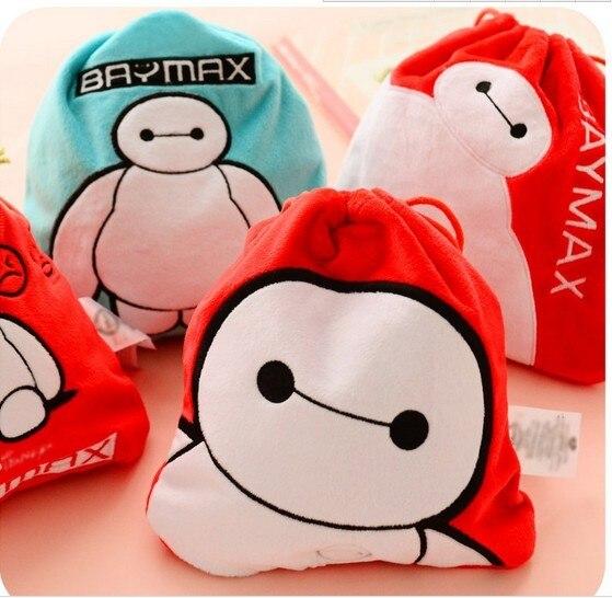Aliexpress.com : Buy baymax cute DrawString bag storage bag from ...