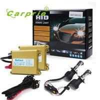AUTO 2016 12V 55W H13 5000K Xenon HID Bulb Ballast Conversion Set Kit Headlight Car Styling