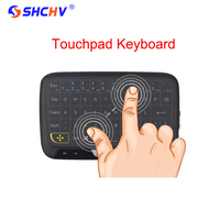New Touch Keyboard 2 4G Wireless Keyboard Large Touchpad Mini Keyboard For Android TV Box Laptop