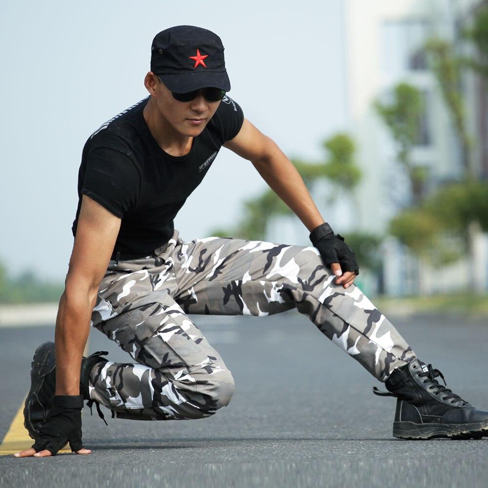 Pantalones Militares De Camuflaje Para Hombre Pantalones Militares De Combate Tactico De Tela De Camuflaje Para Trabajo Combat Trousers Combat Trousers Mentactical Pants Men Aliexpress