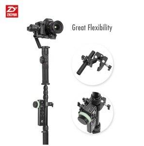 Image 5 - Zhi yun Crane 2 รีโมทคอนโทรลด้วย Motion Sensor ติดตาม Focus Gimbal อุปกรณ์เสริม/Crane2 Servo ติดตาม Focus สำหรับทั้งหมดกล้อง