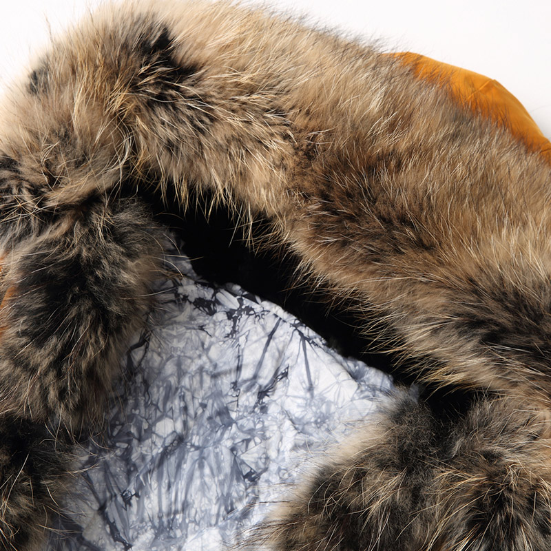 Duvet Manteau Femmes Chaqueta Fourrure De Blue D'hiver Canard Chien yellow Raton Fur Longue Parka Fur Renard Col Fox My905 Laveur Coréennes Veste Réel Chaud Mujer Raccoon AwxqYvPA