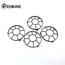 Original 4pcs Eachine Propellers Props Guard Protection Cover For E016F RC Drone Quadcopter Spare Parts цена 2017