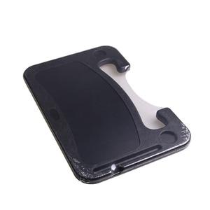 Image 5 - Xe Ô Tô Để Bàn Cà Phê Giá Đỡ Laptop Máy Tính Bàn Tay Lái Đa Năng Di Động Ăn Làm Việc Uống Ghế Khay Hàng Tự Động Phụ Kiện