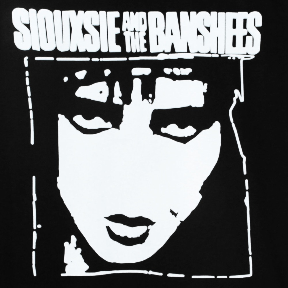 SIOUXSIE AND THE BANSHEES T SHIRT Bauhaus Cure Punk Rock Goth Graphic Tee