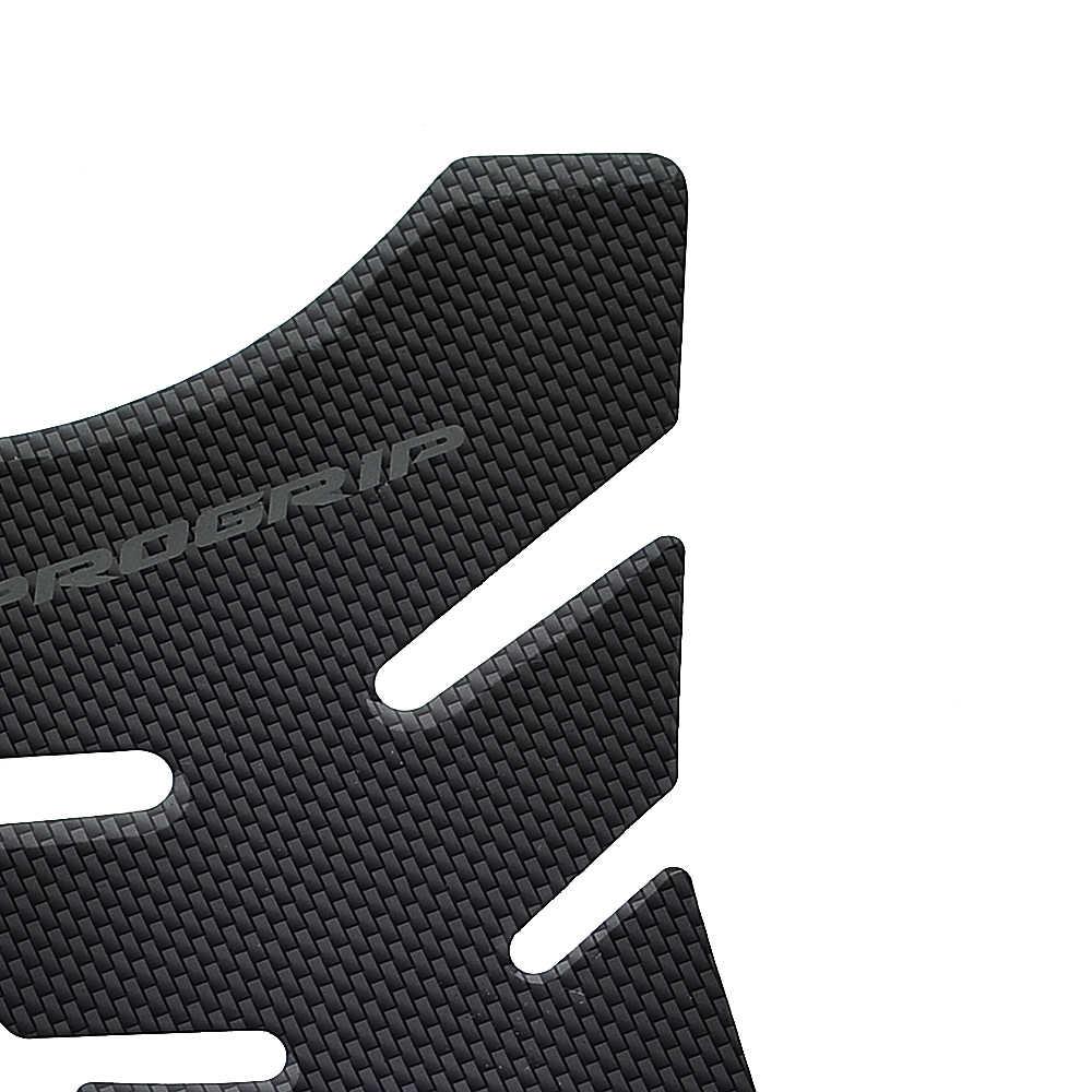 Evrensel Motosiklet Karbon Fiber Tankı Pad Tankpad Moto Koruyucu Sticker Motosiklet Çıkartmalar