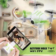 New Mini Drone JJRC H30WH Altitude Hold HD Camera RC Quadcopter Drone With Camera 0.3MP Headless Drone RC toy