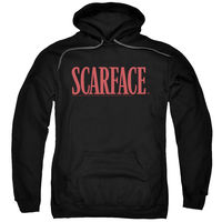 Scarface Movie TITLE LOGO Licensed Adult Sweatshirt Hoodie